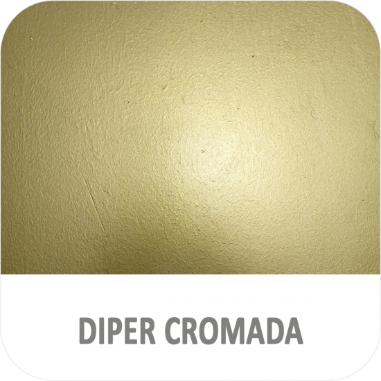 Tintas Diper Cromada